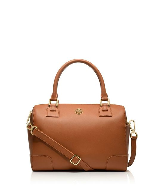 Tory Burch Handbag in Brown.