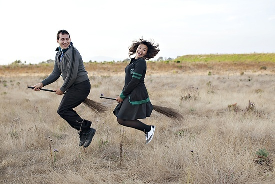 Why you should totally do engagement photos if your photographer includes them in your wedding package