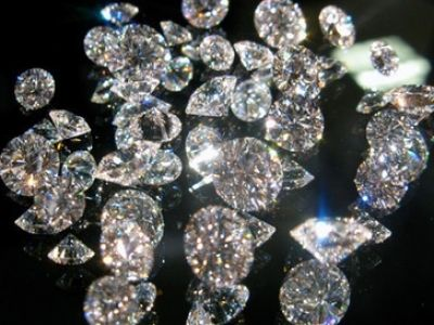 Diamonds..