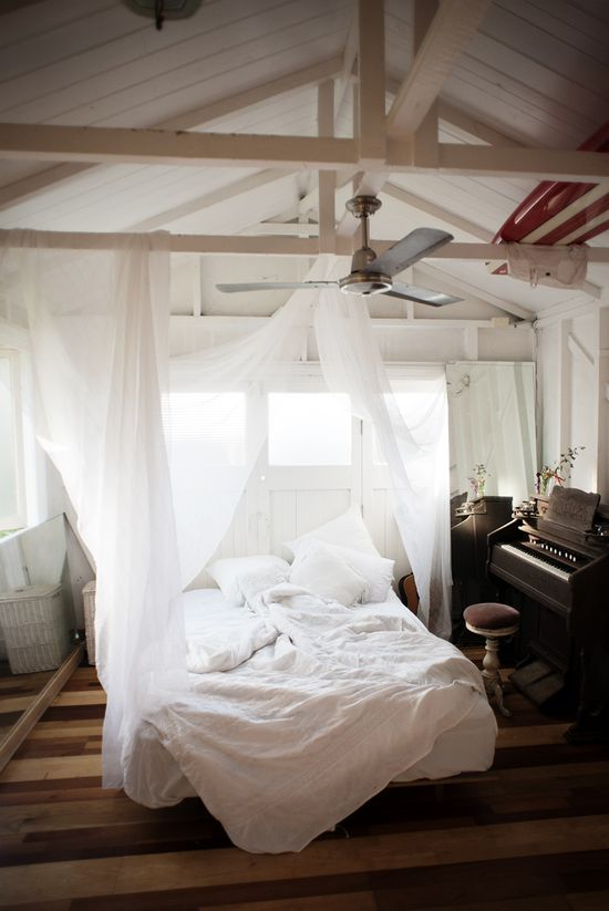 an idea for the bedroom