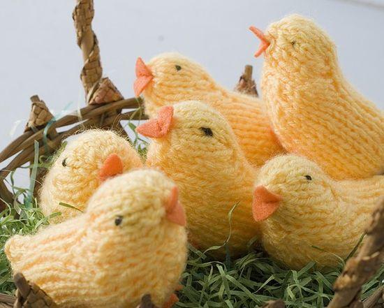Knit Chick Toys