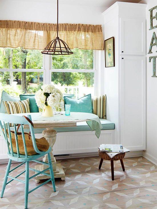 Beach Cottage Style Kitchen Decorating Ideas