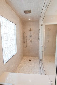 River Rock Tile Floor Design Ideas, Pictures, Remodel, and Decor - page