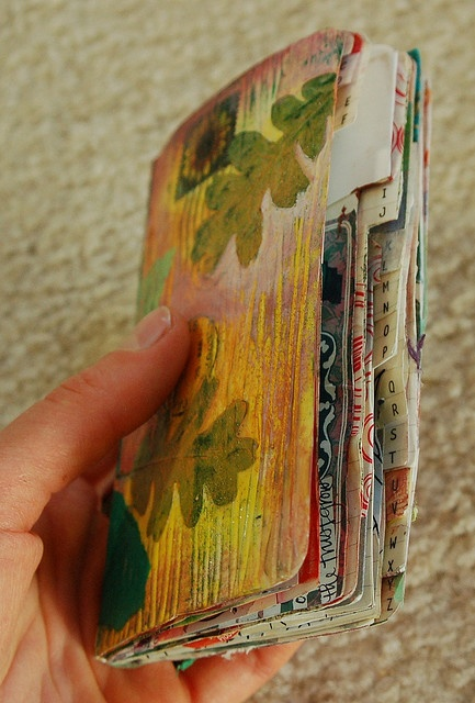 Art Journal from 2littlewings on Flickr.