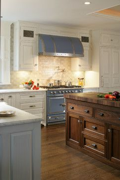 The Aynsley - traditional - kitchen - new york - Canterbury Design Kitchen Interiors