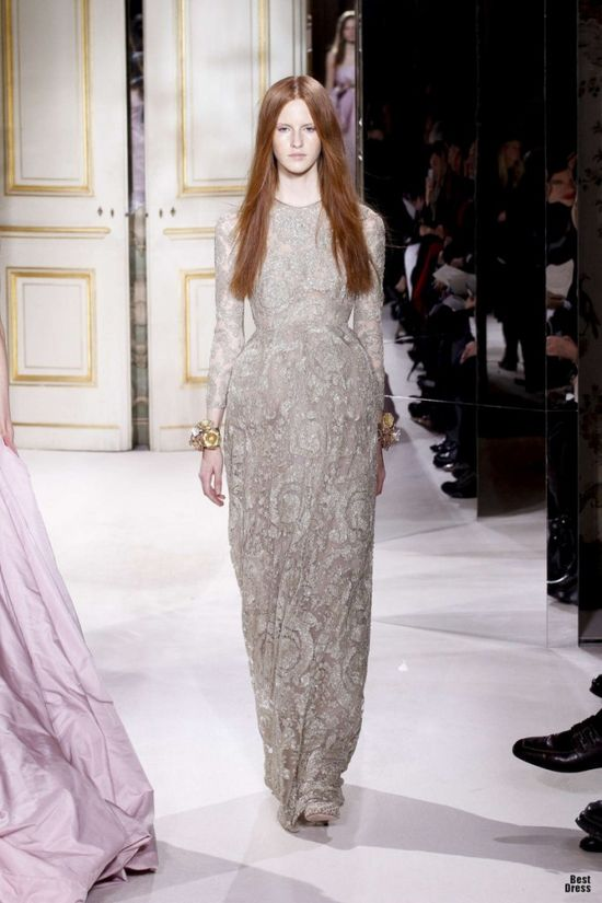 Giambattista Valli HOUTE COUTURE SPRING/SUMMER 2013 - Fashion Diva Design
