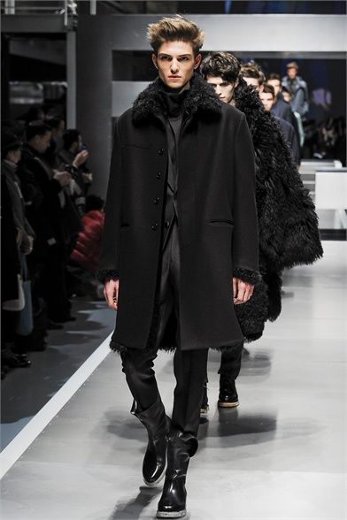 Fendi - Men Fashion Fall Winter 2013-14 - Shows - Vogue.it