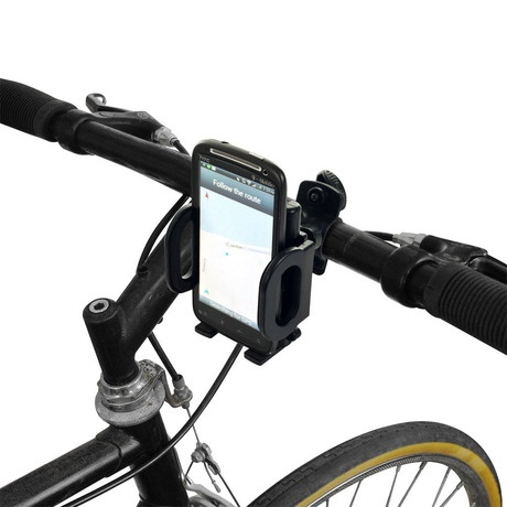 Mobile Phone Bracket for Bicycles