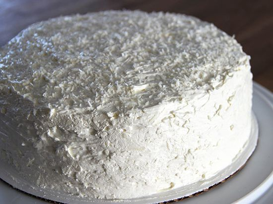 Easy Coconut Cloud Cake Recipe