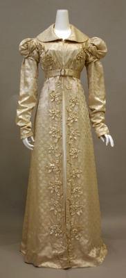 Dress (Redingote), 1818–20