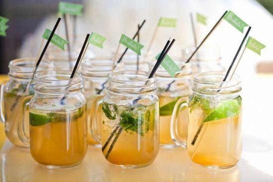 sweet tea cocktails