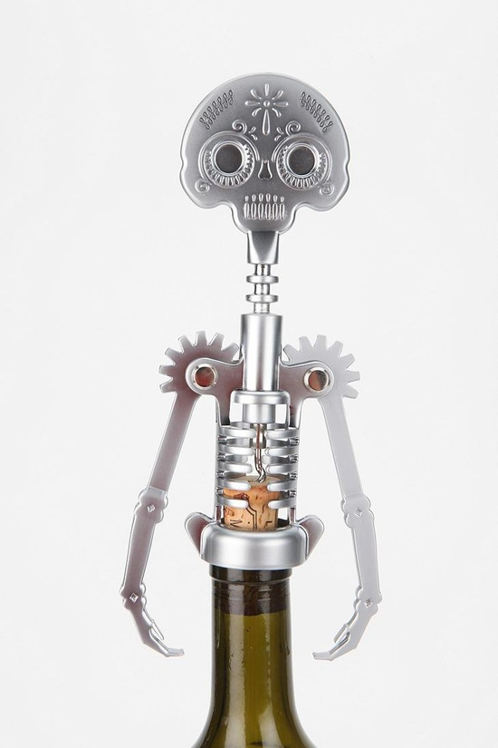 Day Of The Dead Corkscrew #urbanoutfitters