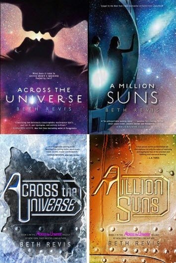 Across the Universe Book 1 & 2