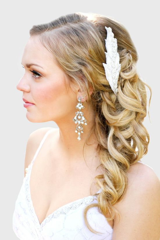 Wedding Hair -pin it from carden