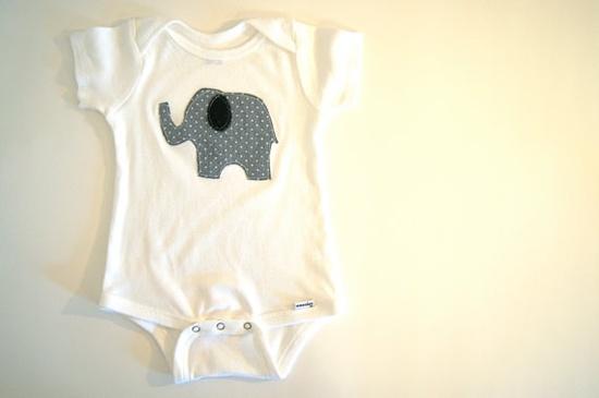 Gender Neutral Baby ClothesVintage Inspired by wildjuniper on Etsy, $14.00