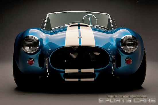 1965 Shelby Cobra 427. @Deidré Wallace