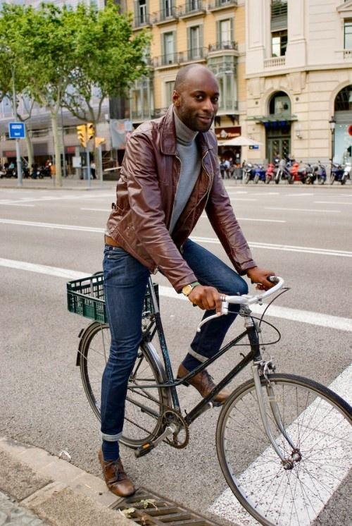 #Mens cycle fashion