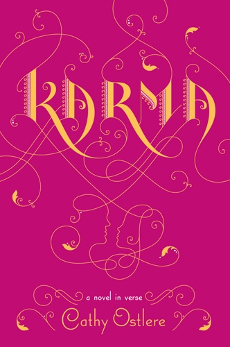 Karma Book Cover #illustration #typography #design