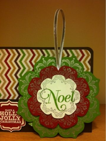 Teach To Stamp - Noel Stampin Up
