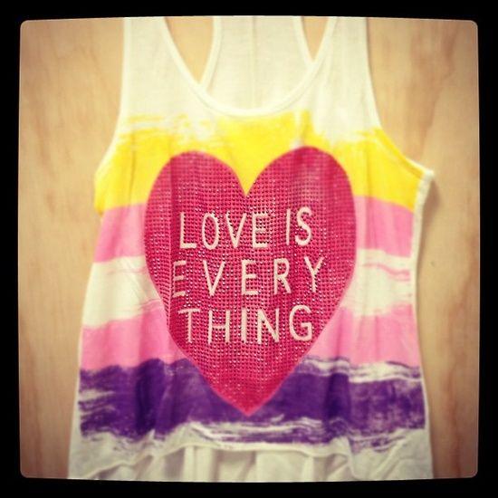 Love is everything xoxo #fashion #vintage #urbanog #clothes #summer