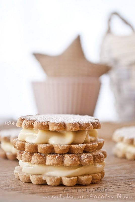 White Chocolate Caramel Cookies ?