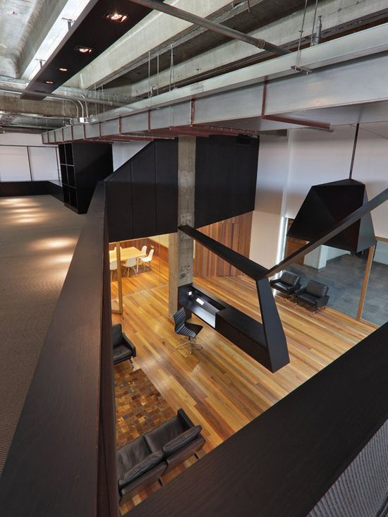 BGO Headquarters by Byn, Shanghai office design