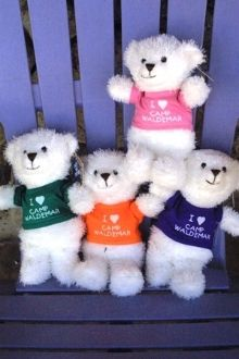 Zachary's Tribal Stuffed Animals