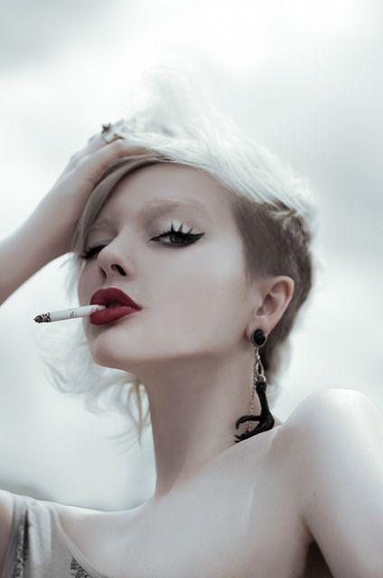 #makeup #beauty #redlips #fabulous #diva #looks