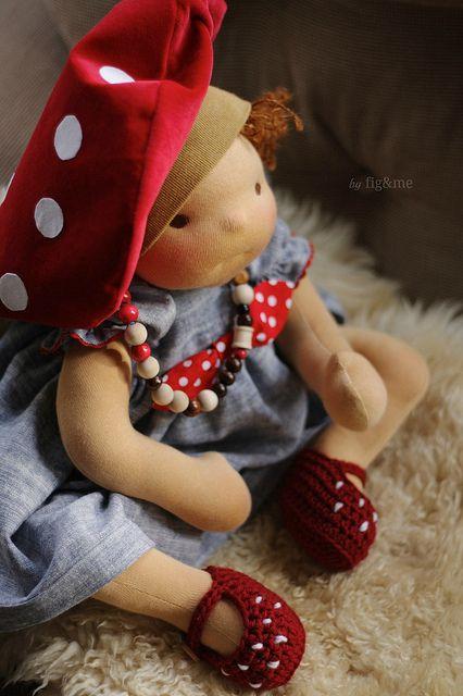 Arwen Edwina in her summer clothes