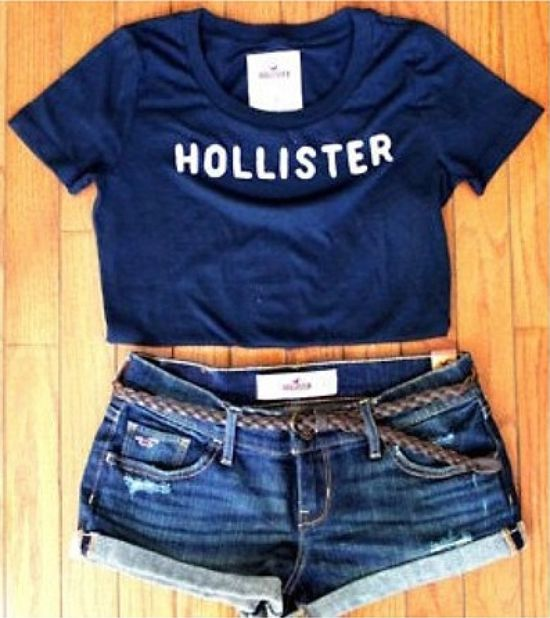 Summer clothes from Hollister ?