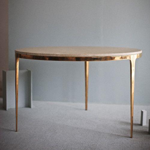 Daniel Barbera Bronze table
