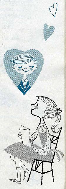 Vintage Children's Book Illustrations!