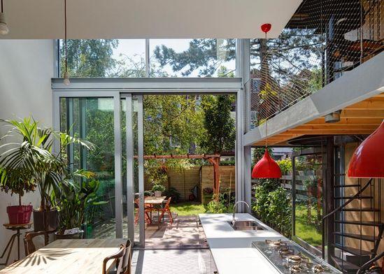 Joyce & Jeroen House by Personal Architecture  www.dezeen.com/...