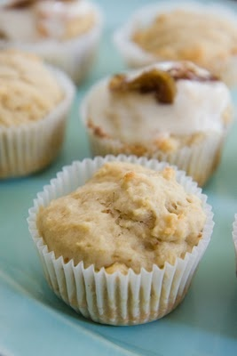 OMG!  I just made this cupcake and it is the yummiest thing EVER!  It is sweet and savory all at the same time!   Try it!!!