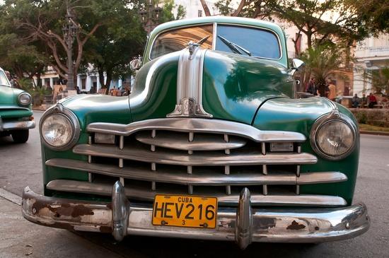 Car from cuba