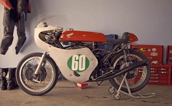 Honda Vintage Racer