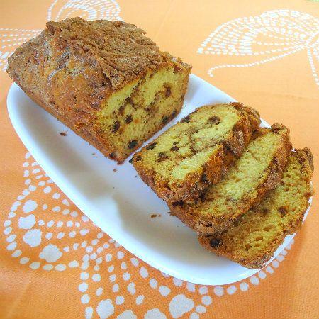 One Perfect Bite: A Simple Cinnamon Raisin Quick Bread