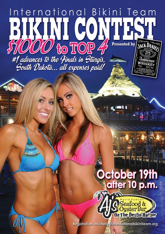 Jack Daniel's Bikini Contest