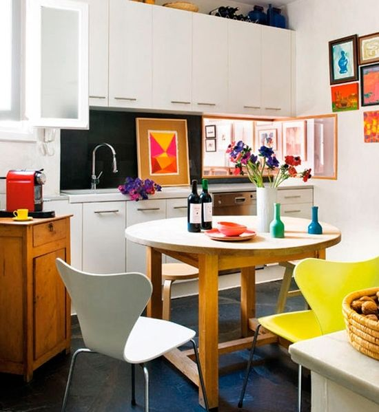 #kitchen #decor #color