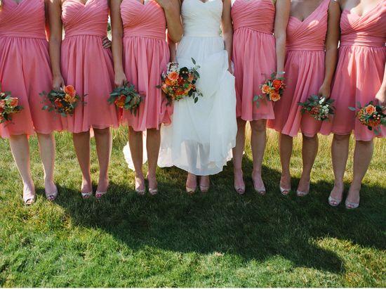 Wedding Photography #bridesmaids