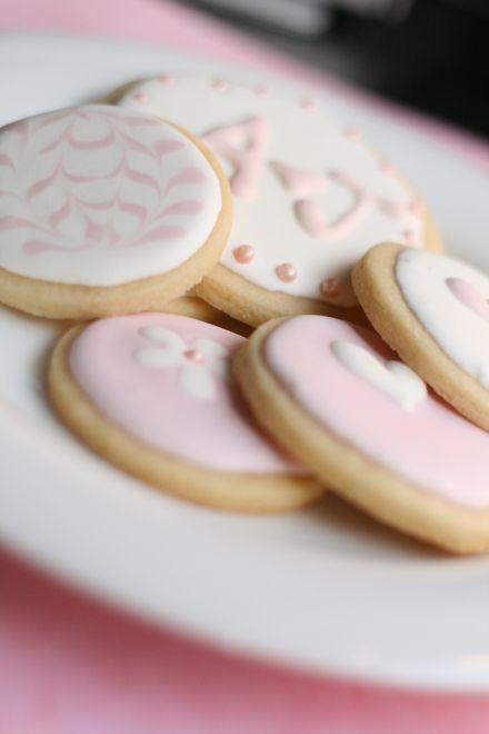 Decorator Cookies