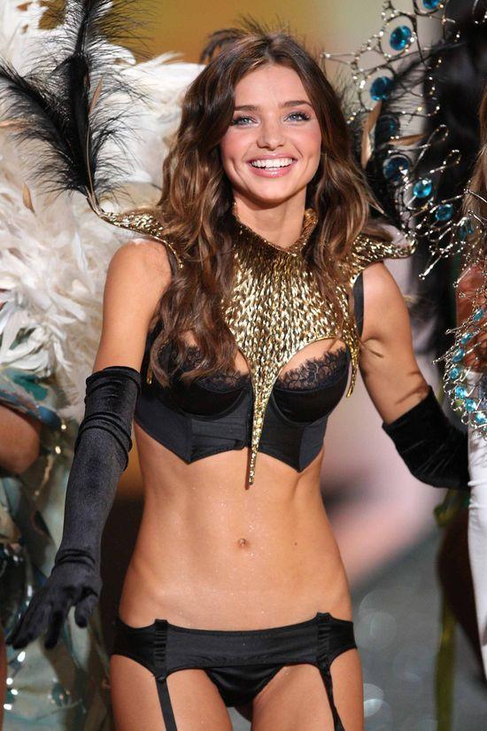 Miranda. I want her tummy!
