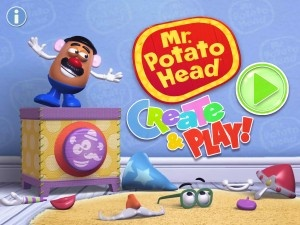 Free App For iPad & iPhone: Mr. Potato Head Create & Play