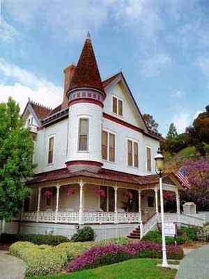 Victorian Heritage Park, San Diego, CA