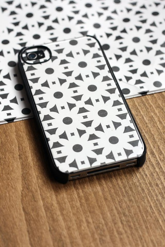 DIY iPhone Cases