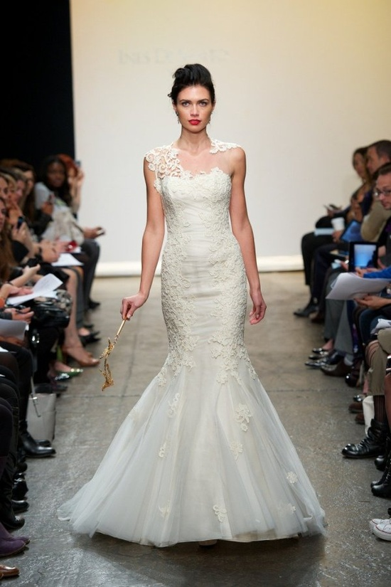 Fall 2013 Bridal Collection from inesdisanto.com