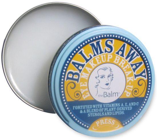 The Balm — Balms Away eye makeup remover