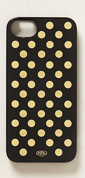Spotted iPhone 5 case // Rifle Paper Co
