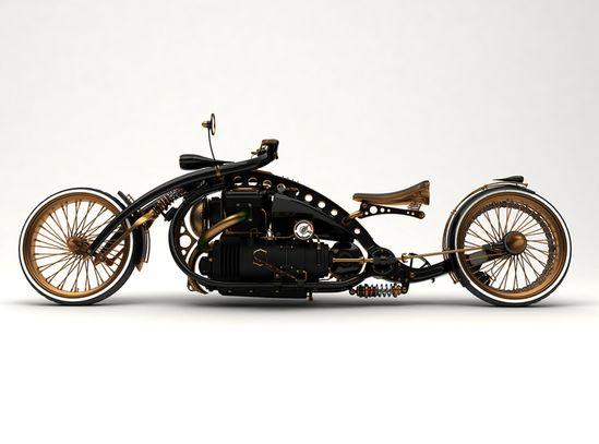 CONCEPT MOTORBIKES BY MIKHAIL SMOLYANOV
