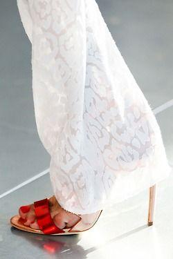 Antonio Berardi SS 2014 Fashion Shoes